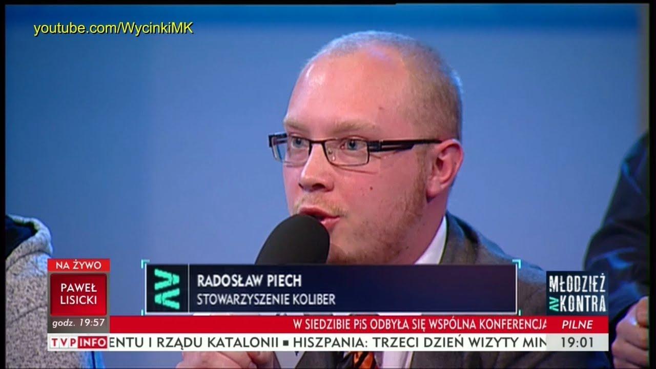 Młodzież kontra 614: Radosław Piech (Stow. Koliber) vs Marek Sawicki (PSL) 21.10.2017