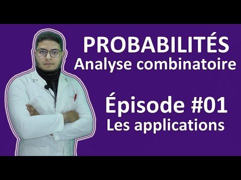 Probabilités : Les Applications (Partie 1 EP01)