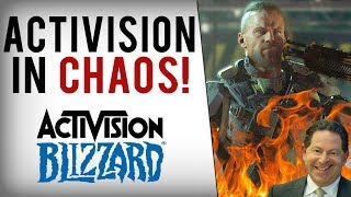 Activision\'s Mess! CoD 2020 Devs REMOVED, Treyarch Takes Over With Black Ops 5 Now Coming 2020!