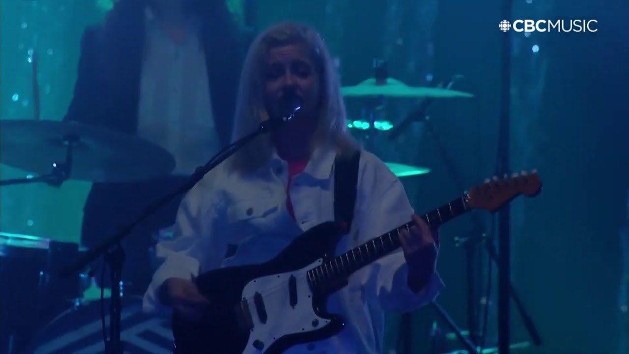 Alvvays - Party Police [Live at CBC Music Festival 2019]