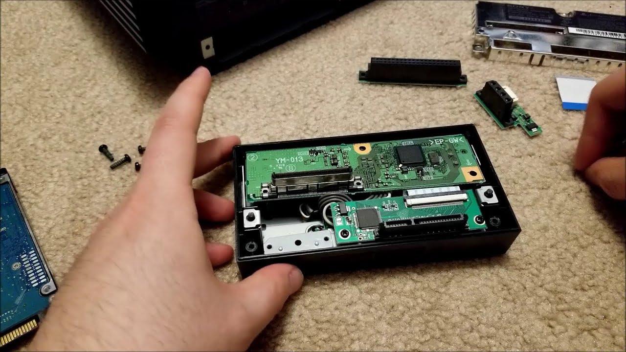 Sony Playstation 2 Internal 2 5
