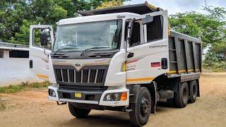 Mahindra Tipper Truck - Blazo X25 - Interior & Exterior