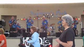 The Rhondels - Electric Slide (Original by Marcia Griffiths)