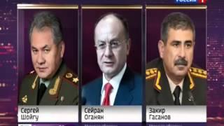 Началась война! Армения vs Азербайджан