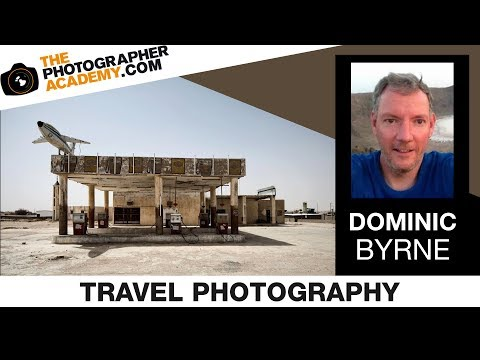 ACADEMY LIVE | Dominic Byrne - Travel Photography