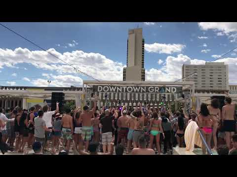 Capital Cities Pool Party - Downtown Grand