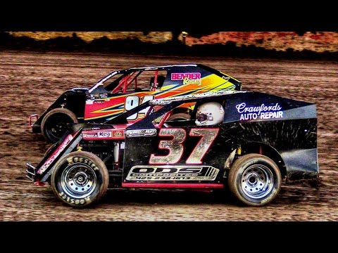 Modlite Main At Canyon Speedway Park September 30th 2016