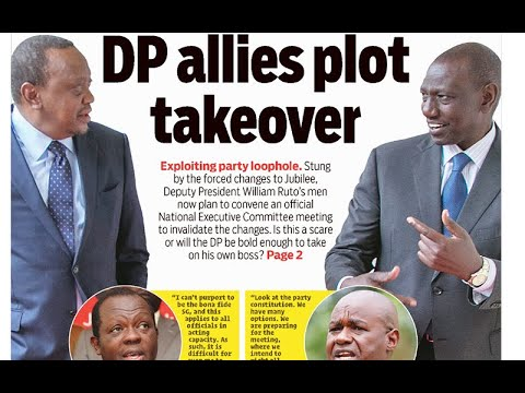 Is Jubilee party takeover complete? | INSIDE POLITICS WITH BEN KITILI