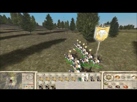 "Rome Total War online battle #2274: ""Guerrillas in the Mist"" SPAIN"