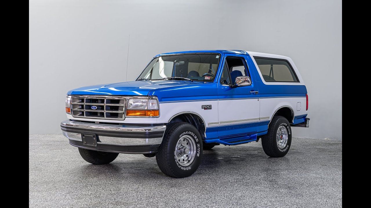 1994 ford bronco xlt for sale near concord north carolina 28027 classics on autotrader autotrader classics