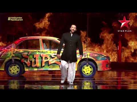 India's Next Superstars   Rohit Shetty's Power-Packed Entry