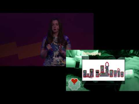 Sara Chipps (Jewelbots) | TNW Conference | Navigating the Hardware World with Software Experience