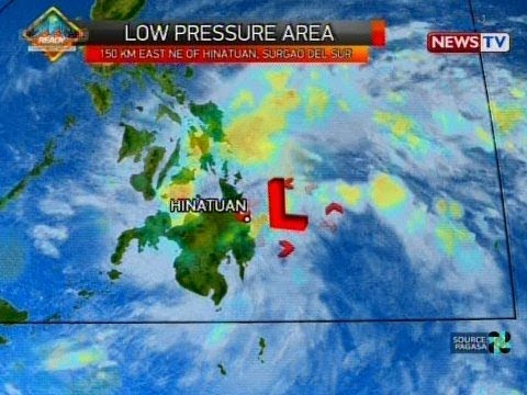 BT: Weather update as of 11:51 a.m. (Nov. 16, 2017)