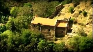 Ilha de Santiago  - Cabo Verde.flv