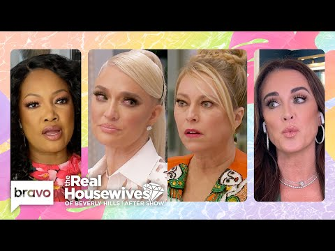 Download The RHOBH Ladies Get Real About Erika and Sutton's Dinner Showdown   RHOBH After Show S11 E15
