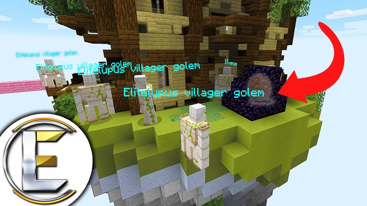 OVERPOWERED EGG WARS DEFENSE Minecraft Egg Wars (Have The Most