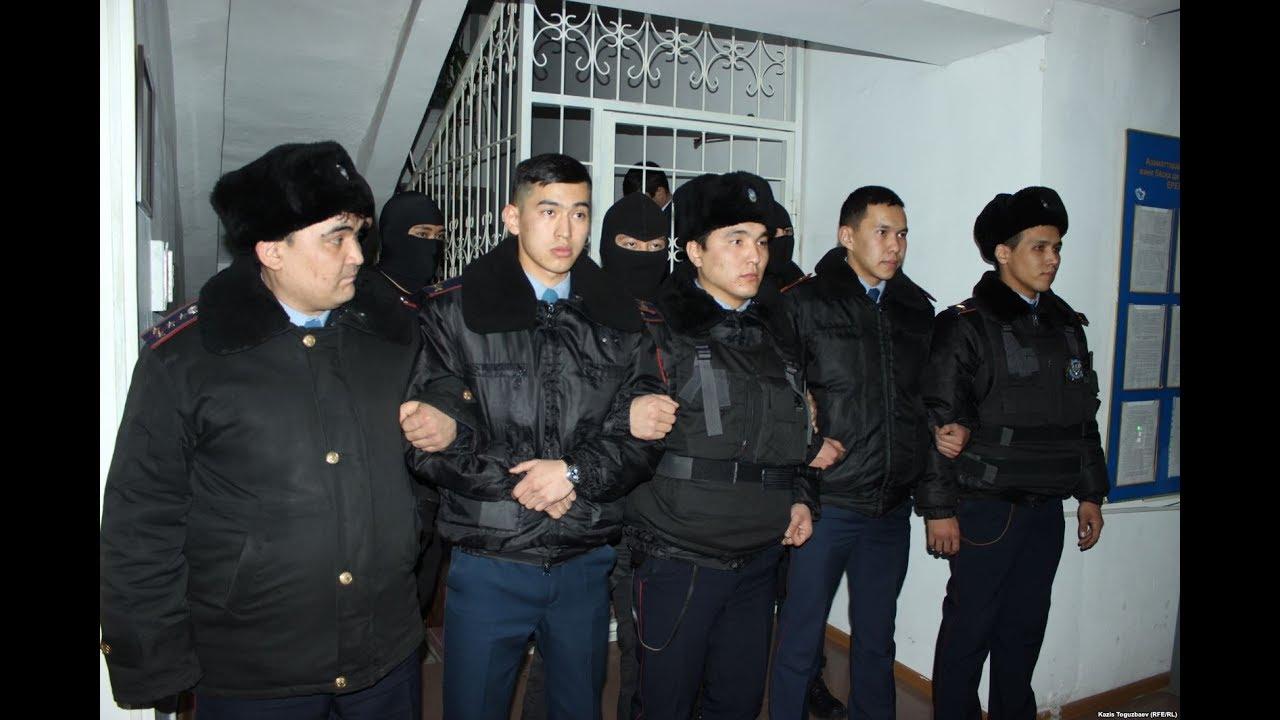 """Алматыдағы """"Жиһадшылар ісі"""" сотында шу шықты"""