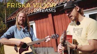 Friska Viljor - Dreams (Acoustic session by ILOVESWEDEN.NET)