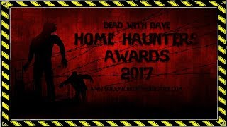 6th Annual DwD Home Haunters Awards for 2017