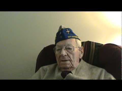 Bill Doyle- WWII Oral History - Part 1 - basic training to England