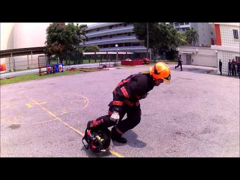Old Jurong Fire Station's iconic hose tower to be integrated with an
