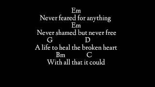Avenged Sevenfold - So Far Away Chord and Lyrics
