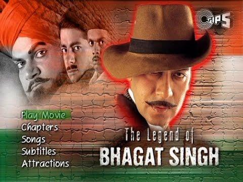 The Legend of Bhagat Singh 2002   DVDRip
