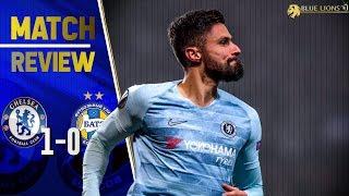 Download Video THIS WAS NOT SARRIBALL TONIGHT! || Chelsea 1-0 Bate Borisov MP3 3GP MP4