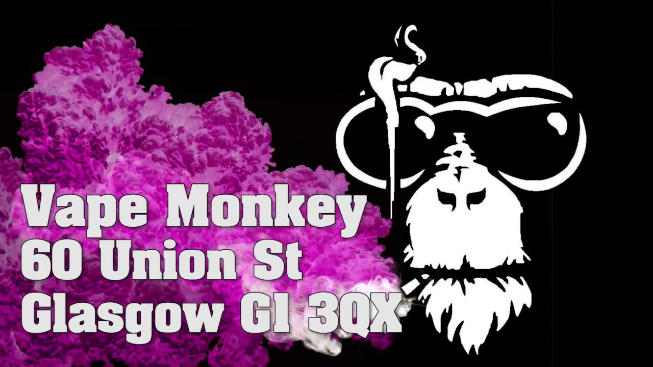 Vape Monkey Glasgow