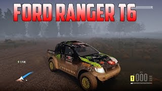 Forza Horizon 2 | Ford Ranger T6 Gameplay