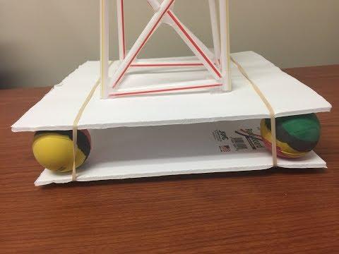 Earthquake Engineering STEM Challenge