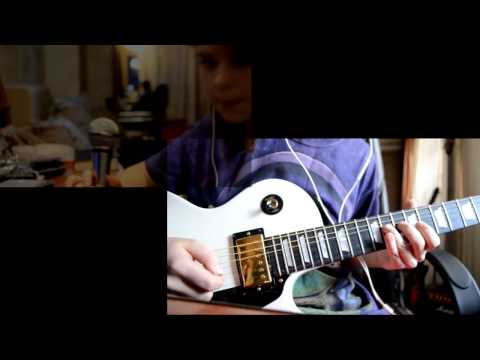 Gary Moore - Midnight Blues (vocal And Guitar Cover)