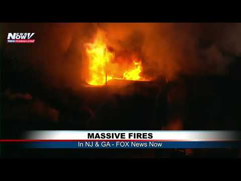 UPS TRUCK STANDOFF & MASSIVE FIRES: Latest on Top Stories from FOX News Now