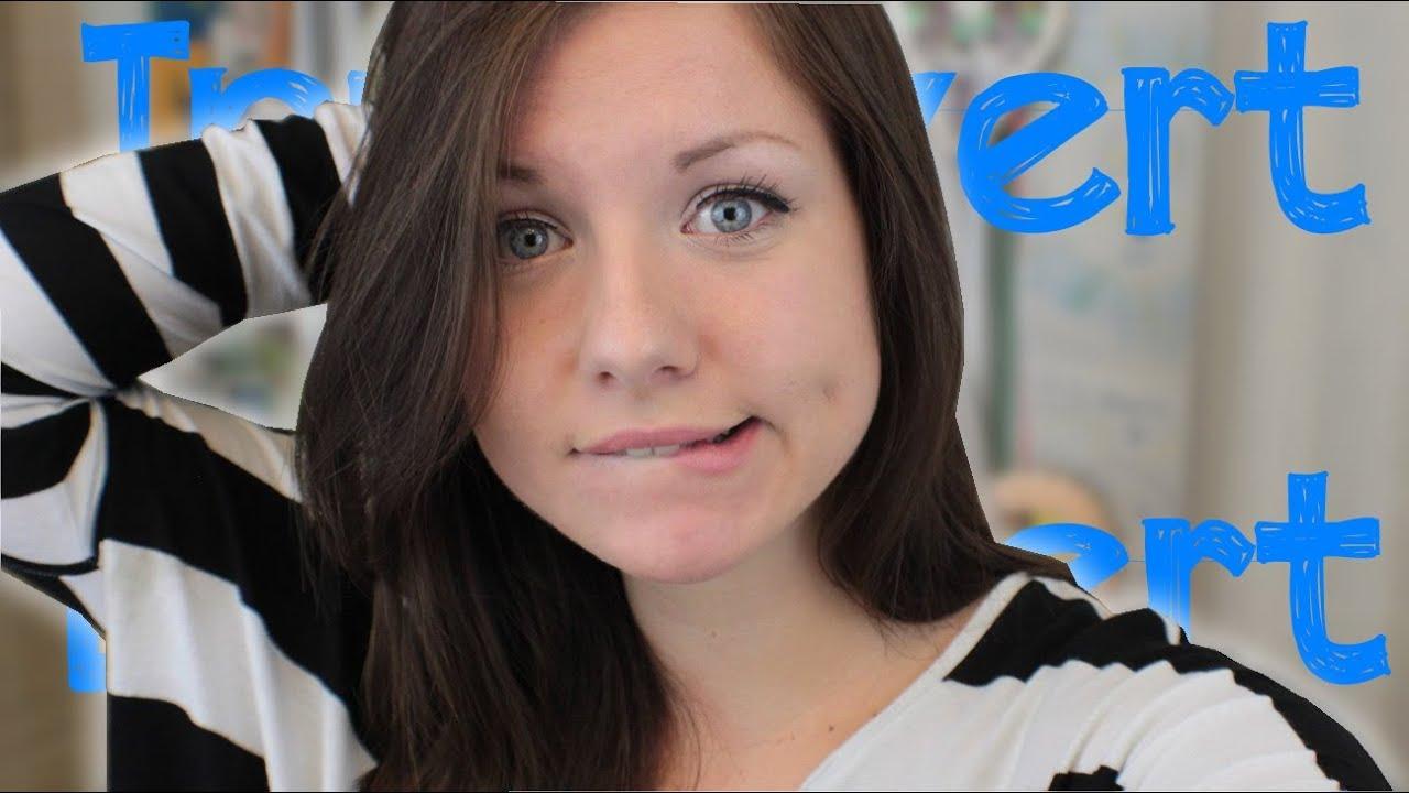 Introvertiert VS Extrovertiert - YouTube