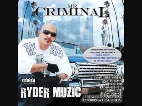 Mr Criminal   I Remember