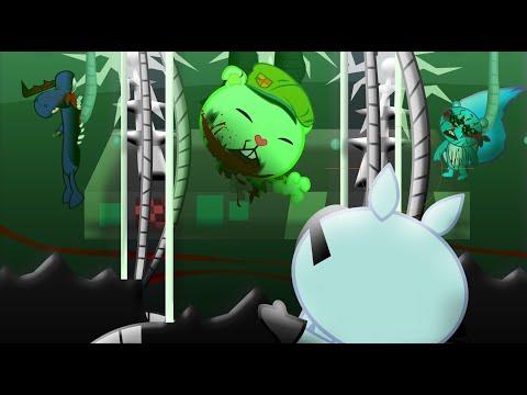 """BELIEVER"" [AMNESIA] FLAKY VS LAMY ANIMATION HTF FULL HD"