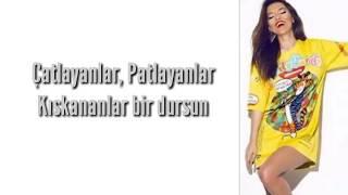 Ömer Topçu feat. Demet Akalın - Oh Olsun ( Şarkı Sözü ) Lyrics