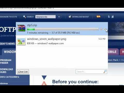 Transform Windows XP To Wndows 7 Instantly FAST!