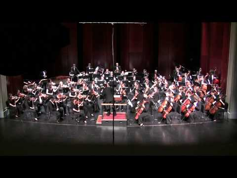 That time an orchestra played my music