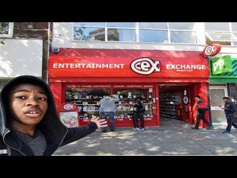 Selling Games Through CEX (making Money)