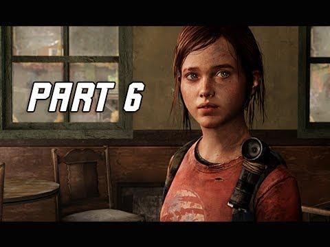 The Last of Us Walkthrough Part 6 - TRAPS (PS4 Pro 4K Remaster Let's Play)
