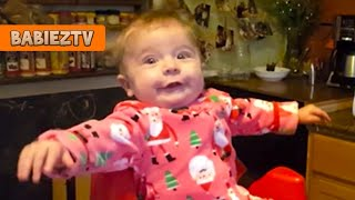 Scared And Surprised Babies Funniest Reactions
