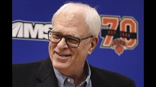 Phil Jackson Shops Kristaps Porzingis For Trade - Are The NY Knicks Trying To Rebuild Without Melo
