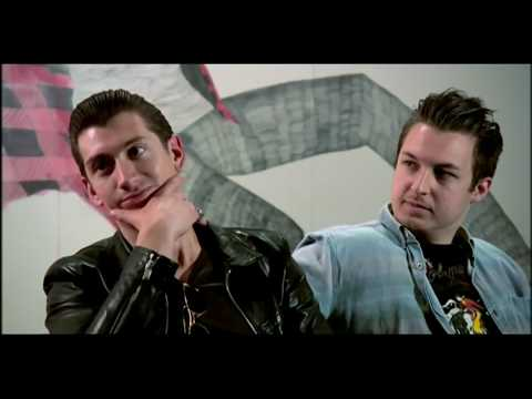 Arctic Monkeys on The Riff