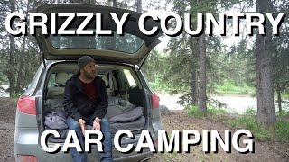 Car Camping In Grizzly Country