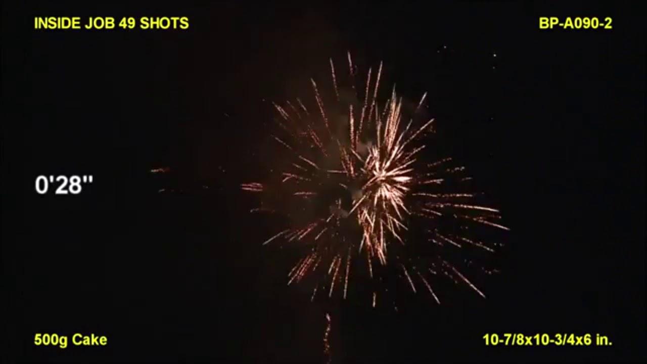 Mob Madness  Firework Assortment