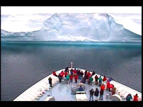 Antarctic Cruise - Weddell Sea, January 23, 2001