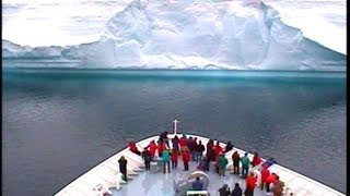 Antarctic Cruise - Weddell Sea, January 23, 2001