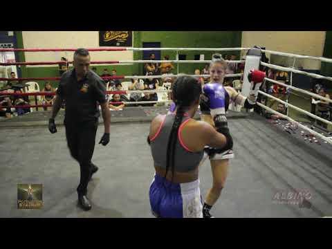 SUPER GIRLS - Ana Luiza (Furions FT) X Ana Lucia (Team Wolf) 57 Kg