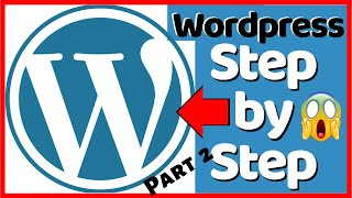 Affiliate Marketing With Wordpress | How To Make A Wordpress Website 2020 [Part 2]